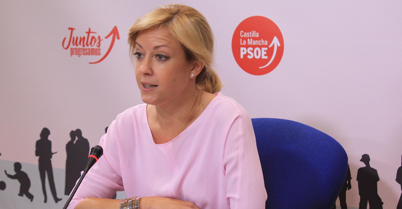 """Ana Isabel Abengózar: """"La lucha contra la despoblación pasa por un pacto de Estado para que C-LM reciba más recursos del sistema de financiación autonómica"""""""