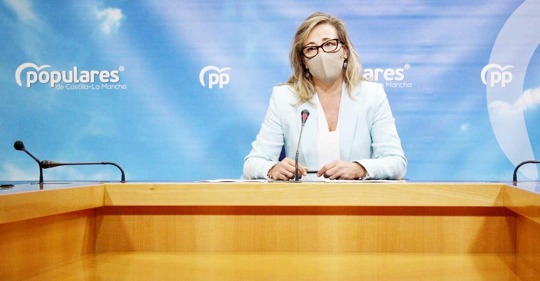 Merino lamenta que la `soberbia política´ de Page haya tumbado todas las medidas del PP-CLM elaboradas de la mano de la sociedad civil castellano-manchega