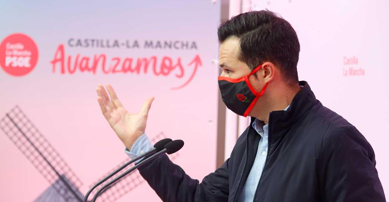 Zamora asegura que en CLM no aumentará la carga fiscal y subraya el refuerzo de los servicios públicos