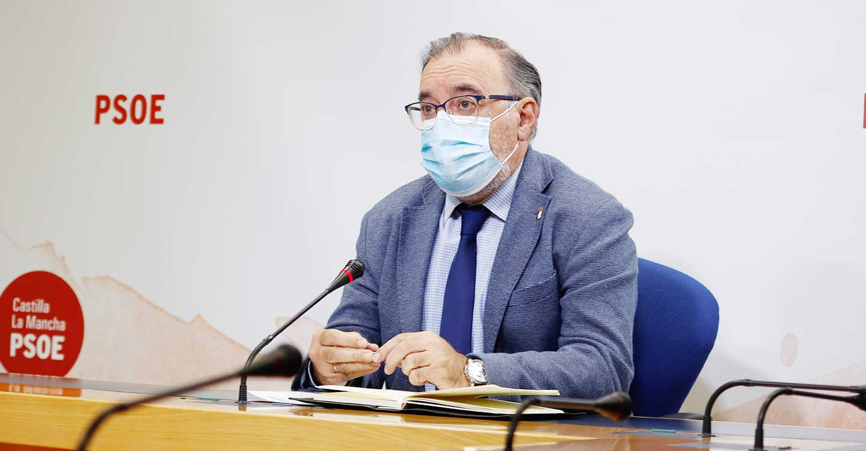 """Mora critica el silencio de Núñez: """"Era el hombre de Cospedal en la provincia de Albacete"""""""