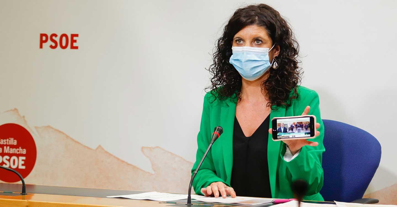 """Navarrete pide la dimisión de Agudo por """"tergi-versar"""" informaciones para tapar las noticias que vinculan a Cospedal con el 'caso Kitchen'"""