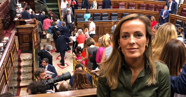 """Navarro asegura que el PP """"cumple con España"""" tras suspender al candidato Pedro Sánchez y rechazar su investidura"""