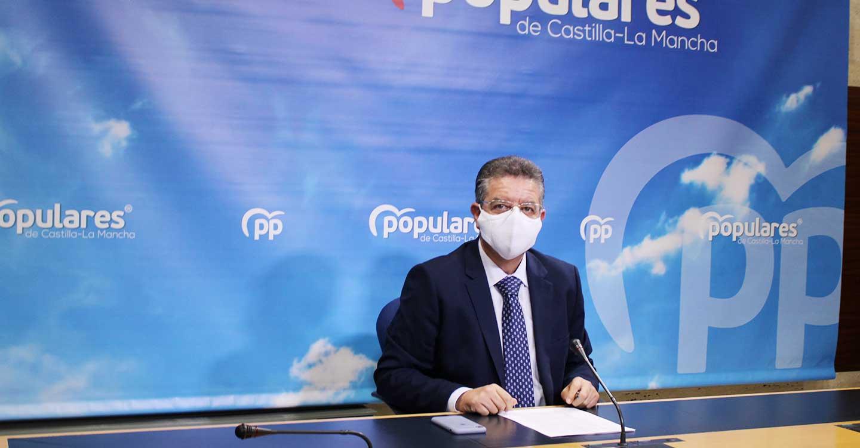 """Moreno: """"Page podía alegar en el mes de marzo ignorancia, ahora esto es negligencia política marcada por su improvisación y falta de empatía con los profesionales sanitarios"""""""