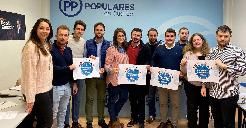 NNGG CLM presenta la campaña ¨Lo que Castilla-La Mancha necesita¨