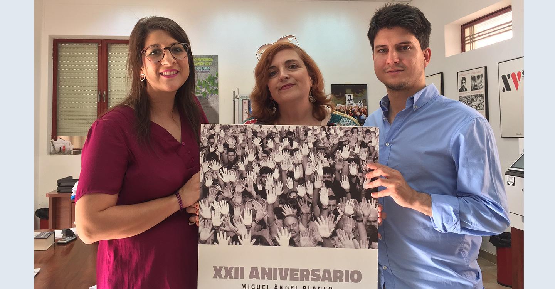 NNGG CLM recordará a Miguel Ángel Blanco en el vigésimo segundo aniversario de su asesinato