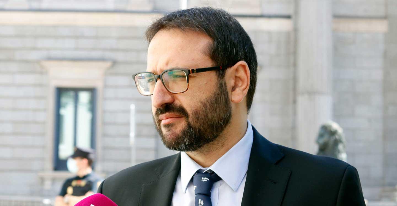 """Gutiérrez: """"No vamos a blanquear a Núñez"""" que intenta """"demostrar que es menos radical de lo que ha sido durante la pandemia"""""""
