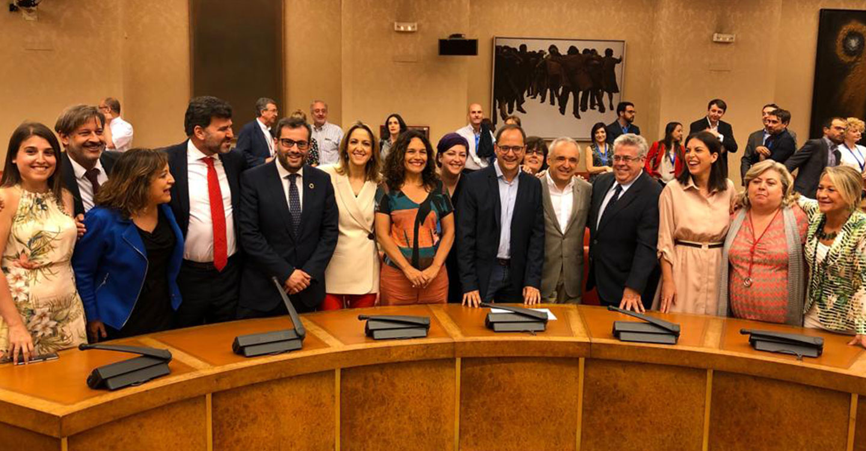 """""""Nuestro objetivo es que las políticas europeas sigan beneficiando a Castilla-La Mancha para que nuestra región siga creciendo"""""""
