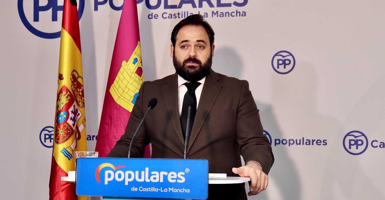 Núñez condiciona cualquier acuerdo con el Gobierno de Page a un refuerzo para garantizar la Sanidad en la región
