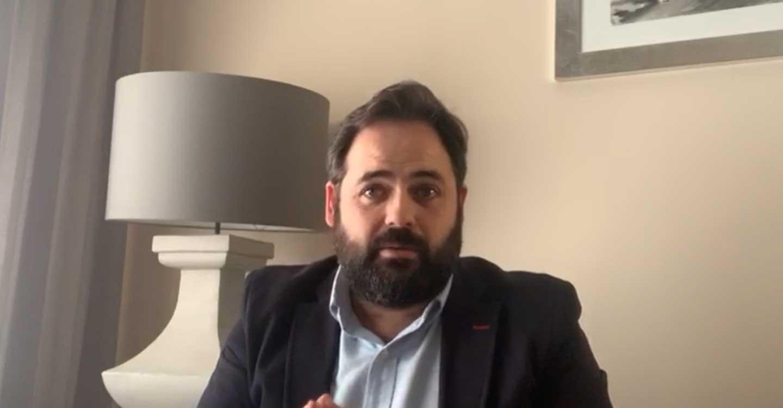 Núñez espera que Sánchez escuche las propuestas de Casado, ya que son buenas para activar España y Castilla-La Mancha