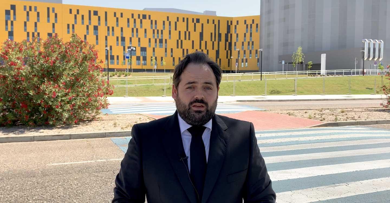 """Núñez insta al Gobierno de Page a poner en marcha una estrategia de choque contra las listas de espera para combatirlas """"de manera directa"""" tras la pandemia"""