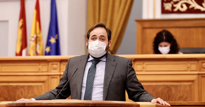 Núñez lamenta que el PSOE haya votado en contra de las reivindicaciones de los vecinos de la comarca de Almadén