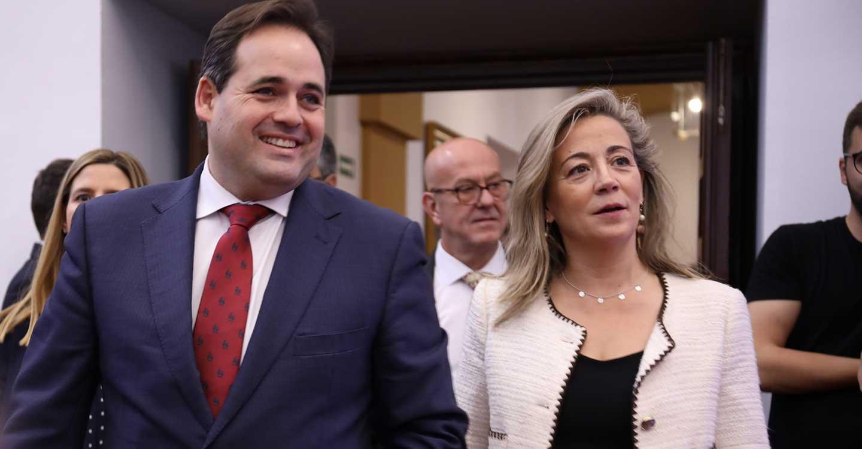 Núñez reafirma el compromiso del PP con la Democracia, la Constitución y las Leyes para que España siga siendo un país de libertades y garantías