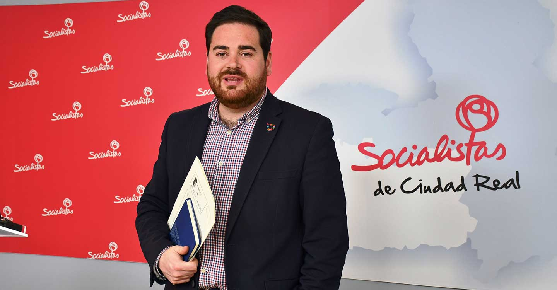 """Pablo Camacho: """"Los hombres y mujeres del campo tienen como aliado al Gobierno de Castilla-La Mancha"""""""