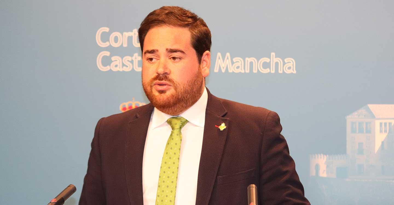 """Camacho recuerda los recortes del PP en CLM: """"¿Se imaginan los efectos del COVID si la pandemia hubiese surgido en 2012, 2013 o 2014?"""""""