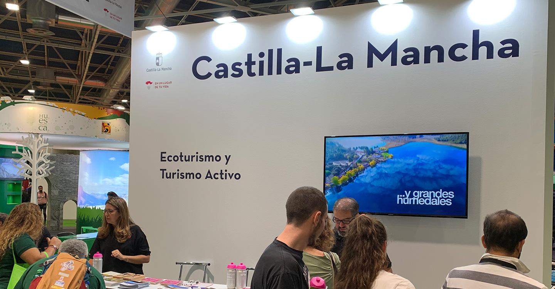 Castilla-La Mancha supera las 106.000 pernoctaciones en alojamientos de turismo rural en agosto, la cifra mensual más alta de la serie histórica según el INE