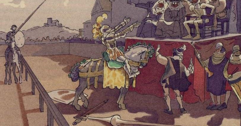 """Personajes de El Quijote: """"Tosilos"""""""