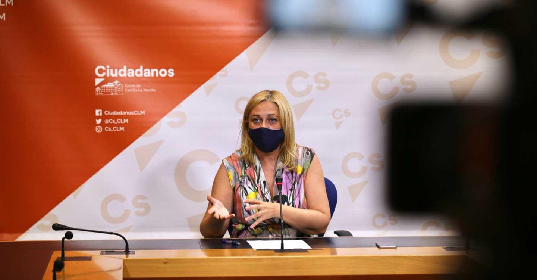 """Picazo (Cs) contesta a García-Page: """"No es la oposición la que está nerviosa, sino las familias y los docentes de Castilla-La Mancha, y con razón"""""""