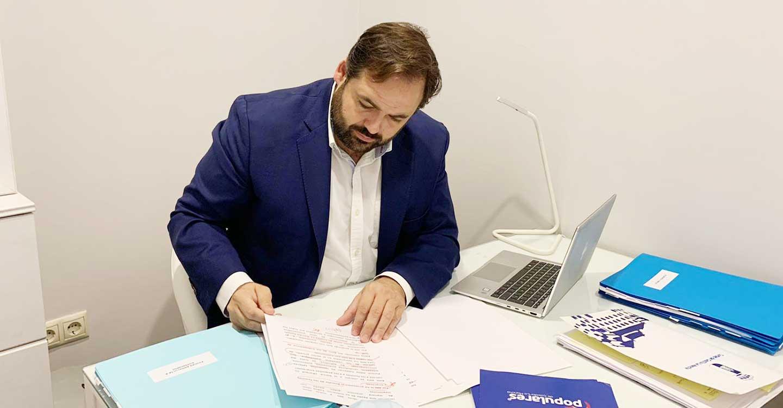 """Núñez: """"Es más necesario que nunca poner en marcha un Plan de Rescate a familias y empresas para salvar a nuestro tejido productivo"""""""