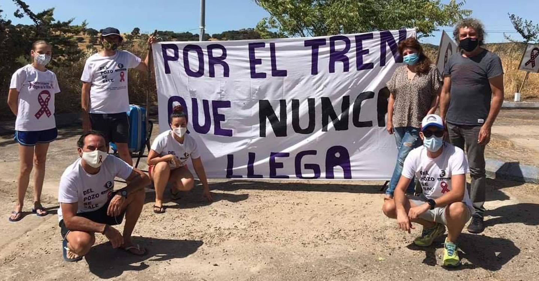 Podemos C-LM denuncia el uso partidista por parte de las Cortes del abandono de la comarca de Almadén y pide medidas urgentes