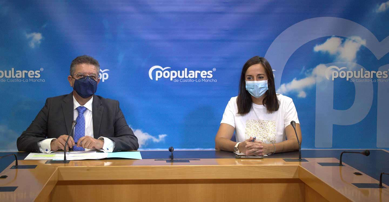 El PP-CLM pide la comparecencia de 32 personas en la Comisión de Estudio sobre la Gestión y los Efectos del COVID-19 en Castilla-La Mancha