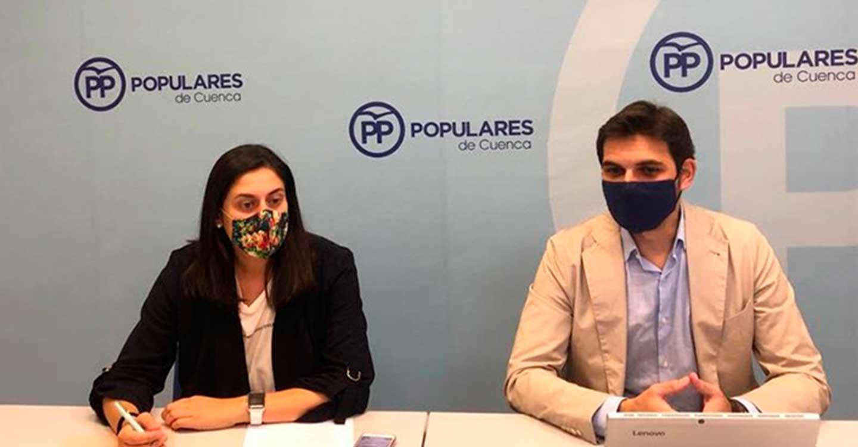 """El PP-CLM pide explicaciones a Page por la contratación de profesores """"si han sido 6 en vez de 3.000 las cuentas no cuadran"""""""