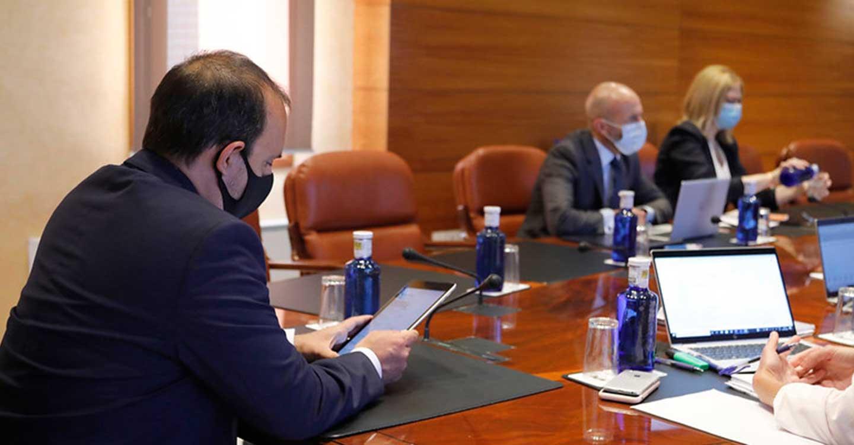 El próximo Pleno  de las Cortes de Castilla-La Mancha vota el inicio de la tramitación de la Ley de Medidas Urgentes en respuesta a la crisis económica por el coronavirus