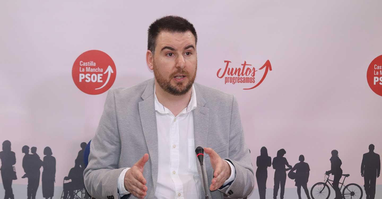 El PSOE afirma que con ayudas en vez de recortes la recuperación en CLM se acelera