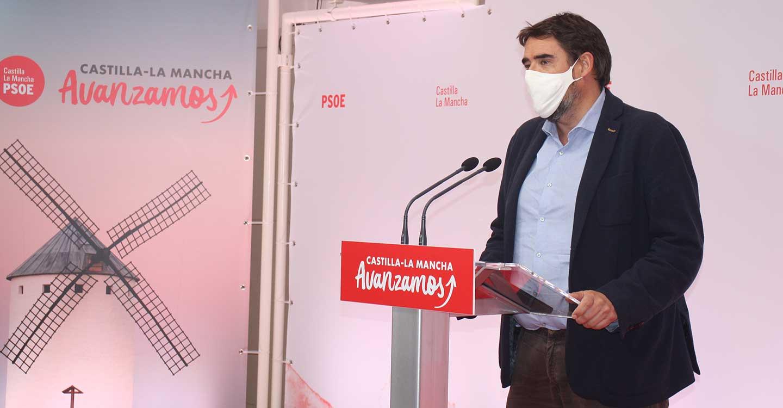 """El PSOE de CLM valora la reducción de paro: """"Son cifras alentadoras, pero no nos vamos a relajar"""""""