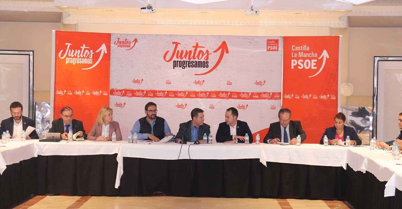 El PSOE reclama a Núñez respeto a los colectivos y que deje de usarlos en su estrategia de crispación y confrontación