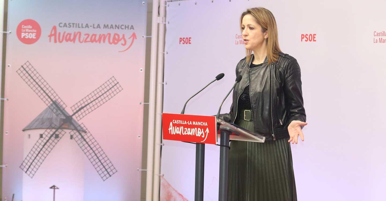 """El PSOE recuerda en el Día de CLM a las víctimas de la pandemia y reconoce """"el tremendo esfuerzo"""" de quienes nos han protegido"""