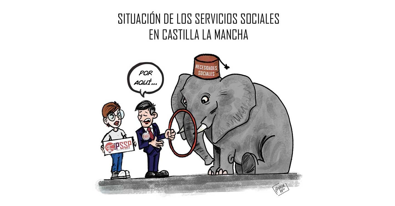 PSSP Castilla-La Mancha :