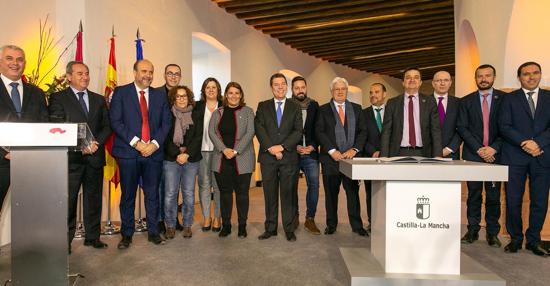 RECAMDER aplaude el Pacto contra la Despoblación en Castilla-La Mancha