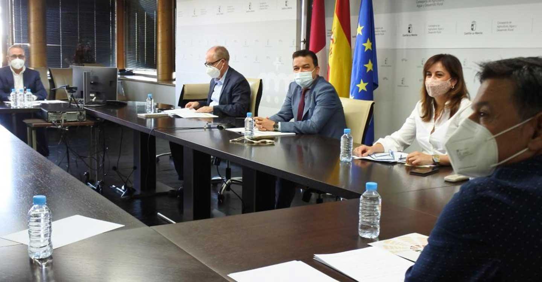 La segunda reunión de la Mesa del Agua se celebrará el 5 de octubre desde Albacete y espera alcanzar una posición común en esta materia