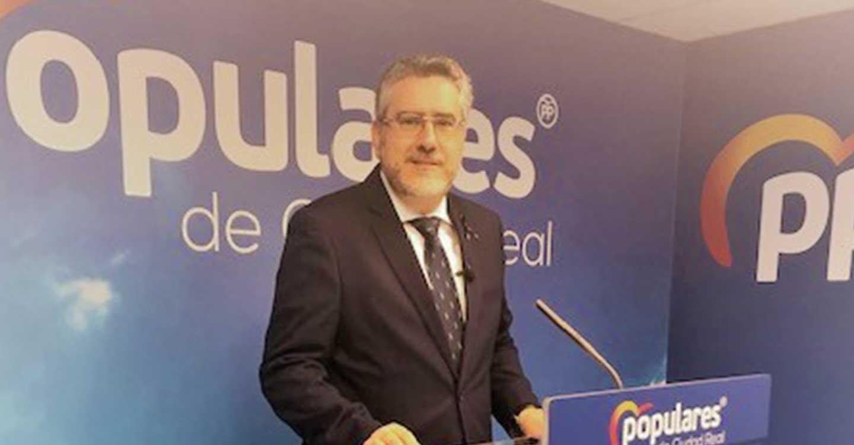 """Rodríguez : """"Ciudadanos se ha puesto del lado de Page y frente a los castellano-manchegos"""""""
