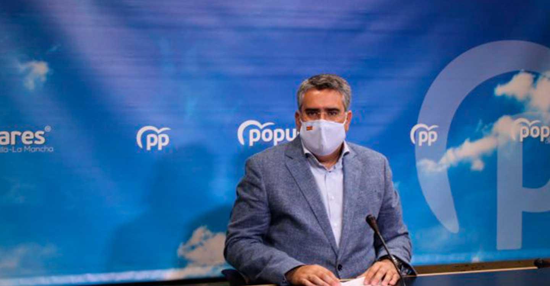 """Rodríguez insiste en que el Pacto PSOE-Ciudadanos está """"obsoleto"""" y que la región necesita la creación de una Comisión para la Reconstrucción Económica y Social de CLM"""
