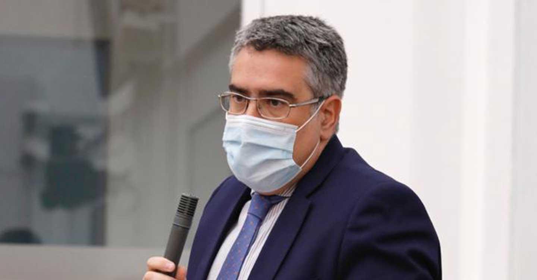 """Rodríguez: """"Pedro y Pablo son nocivos para CLM y Page los defiende aunque eso suponga la ruina para Castilla-La Mancha""""."""