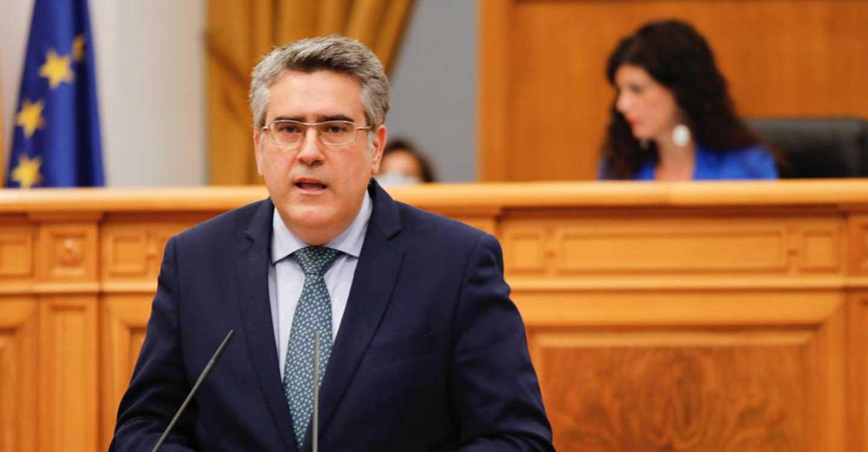 """Rodríguez tiende la mano del PP-CLM al Gobierno de Page para acudir """"juntos"""" a Europa a reclamar las ayudas necesarias para la región"""