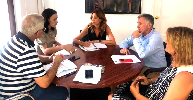 Romero presenta una PNL solicitando zona catastrófica la comarca de Montiel