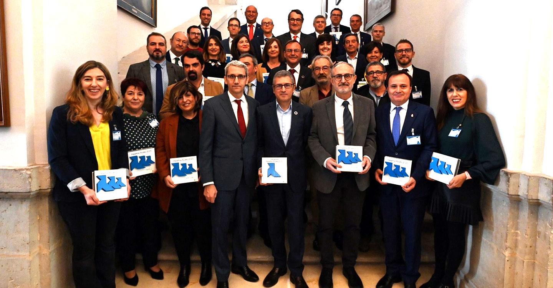 RSU Medio Ambiente recibió hoy las 3 Pajaritas Azules, distinción nacional que reconoce la excelencia en la recogida selectiva para reciclaje de papel y cartón