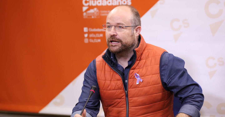 """Ruiz (Cs): """"Una de las mayores víctimas de la subida del paro son los trabajadores del campo"""""""