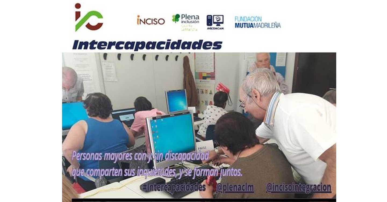 """El saber de mayores con y sin discapacidad codo a codo en el Proyecto """"Intercapacidades"""""""
