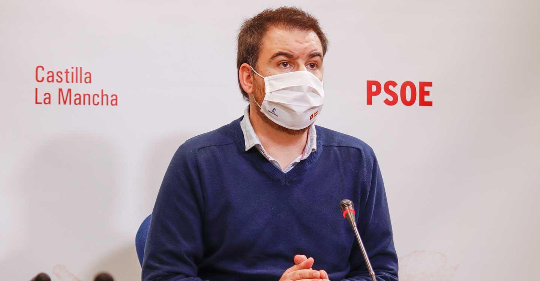 Sánchez Requena pide al PP que rectifique y se una a la respuesta del Gobierno de CLM basada en el diálogo