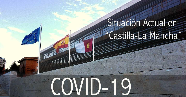 Castilla-La Mancha registra 566 nuevos positivos en COVID-19 y llega hasta los 6.424 y el número de fallecidos asciende a 708, 86 más que este lunes pasado