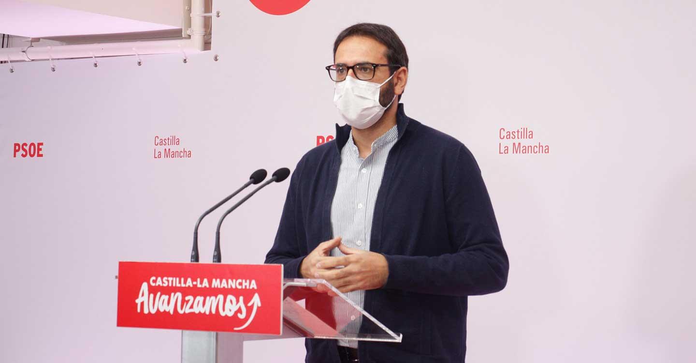 """Gutiérrez denuncia que Núñez """"se apresuró"""" al hablar de recortes en la PAC: """"Callan cuando gobiernan y mienten cuando están en la oposición"""""""