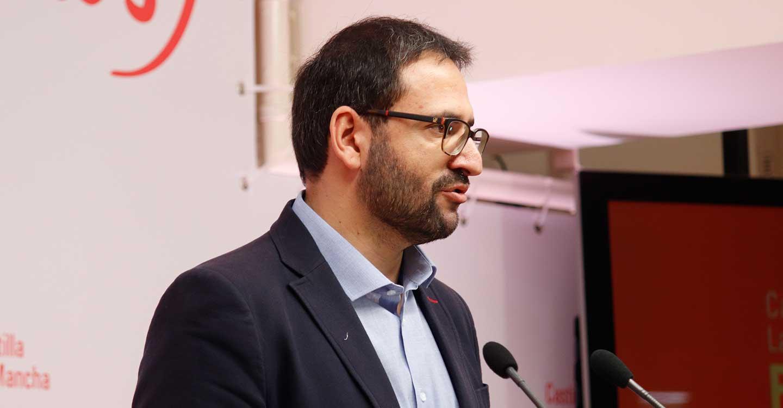 """Gutiérrez destaca el discurso """"realista y comprometido"""" de Page y pide al PP que """"abandone la política carroñera"""""""