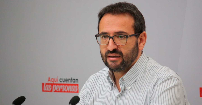 """Sergio Gutiérrez: """"García-Page pondrá sobre la mesa una batería de propuestas de futuro que sentarán las bases de lo que tiene que ser C-LM en los próximos 10 años"""""""