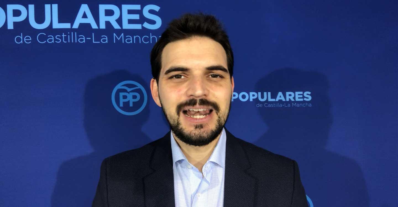 """Serrano cuestiona que Page pueda """"liderar algo"""" cuando es el presidente que """"peor ha gestionado la crisis del coronavirus"""""""