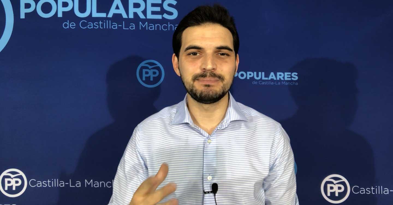 """Serrano lamenta que el """"aval"""" de Page para abordar la reconstrucción de Castilla-La Mancha sea más de 30 planes prometidos y sin cumplir"""