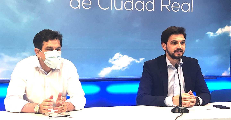 """Serrano :"""" Page sigue empeñado en ocultar información y no escuchar a la sociedad porque no quiere que salgan a la luz sus errores en la  peor gestión de la pandemia en toda España"""""""