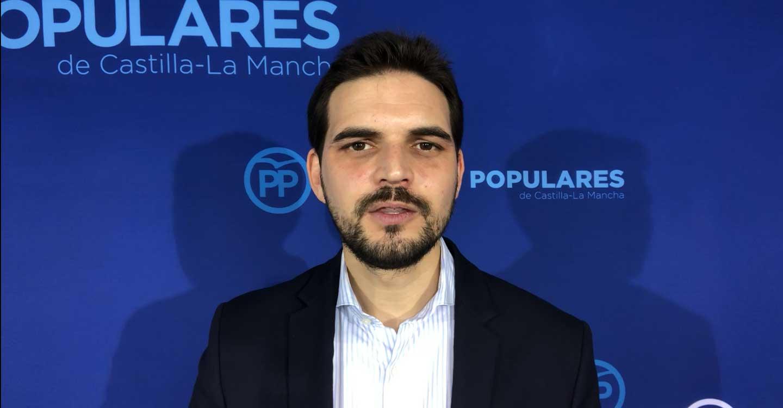 """Serrano pregunta a Page qué más tiene que pasar en CLM para que proteja """"de una vez por todas"""" a los profesionales sanitarios"""